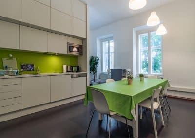 Küche Oberdeck