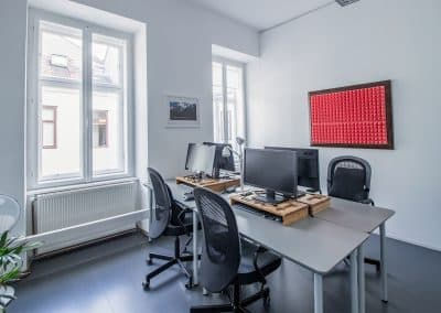 Eigenes Büro im Büro