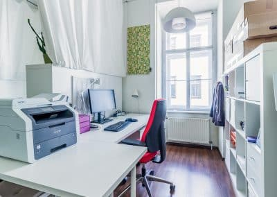 Fix Desk Fenster
